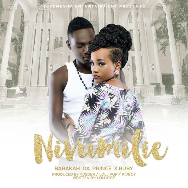 MP3 DOWNLOAD Baraka da prince ft Ruby - Nivumilie