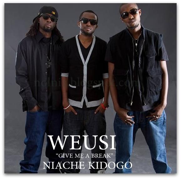 MP3 DOWNLOAD Weusi - Niache kidogo