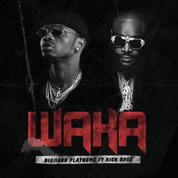 MP3 DOWNLOAD Diamond platnumz ft Rick ross - Waka waka