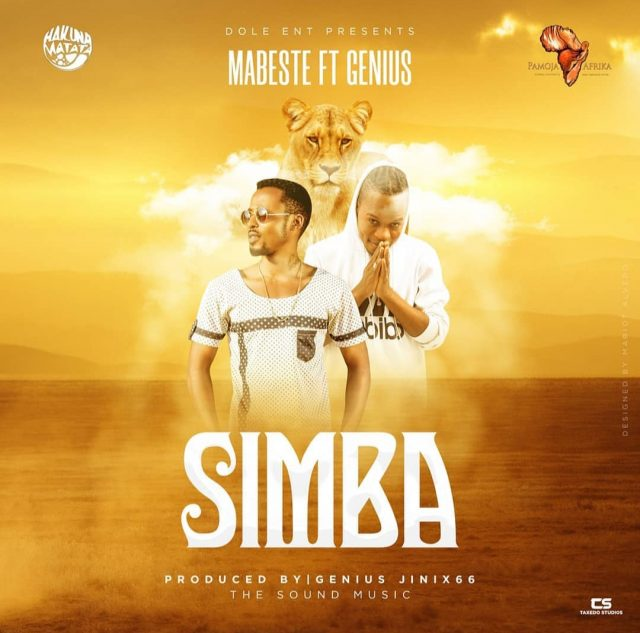 DOWNLOAD MP3 Mabeste ft Genius - Simba