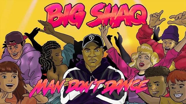MP3 DOWNLOAD Big Shaq – Mans not hot