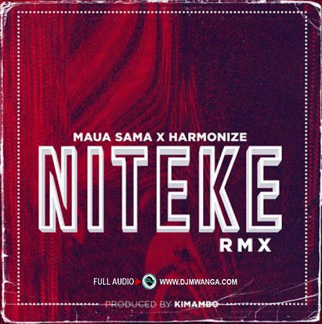 MP3 DOWNLOAD Maua Sama ft Harmonize - Niteke remix
