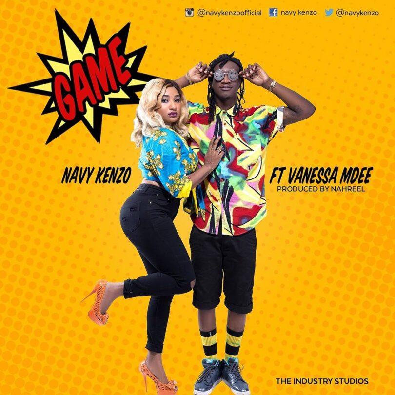 MP3 DOWNLOAD Navy Kenzo ft Vanessa Mdee - Game