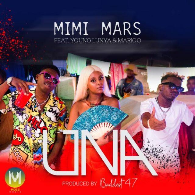 MP3 DOWNLOAD Mimi Mars ft Young Lunya & Marioo - Una