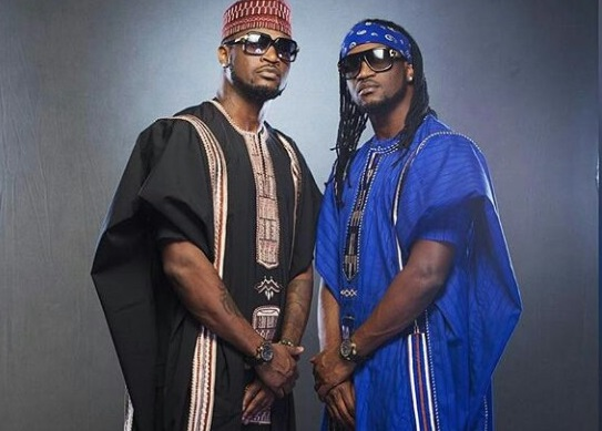 DOWNLOAD MP3 P Square - No One Like You