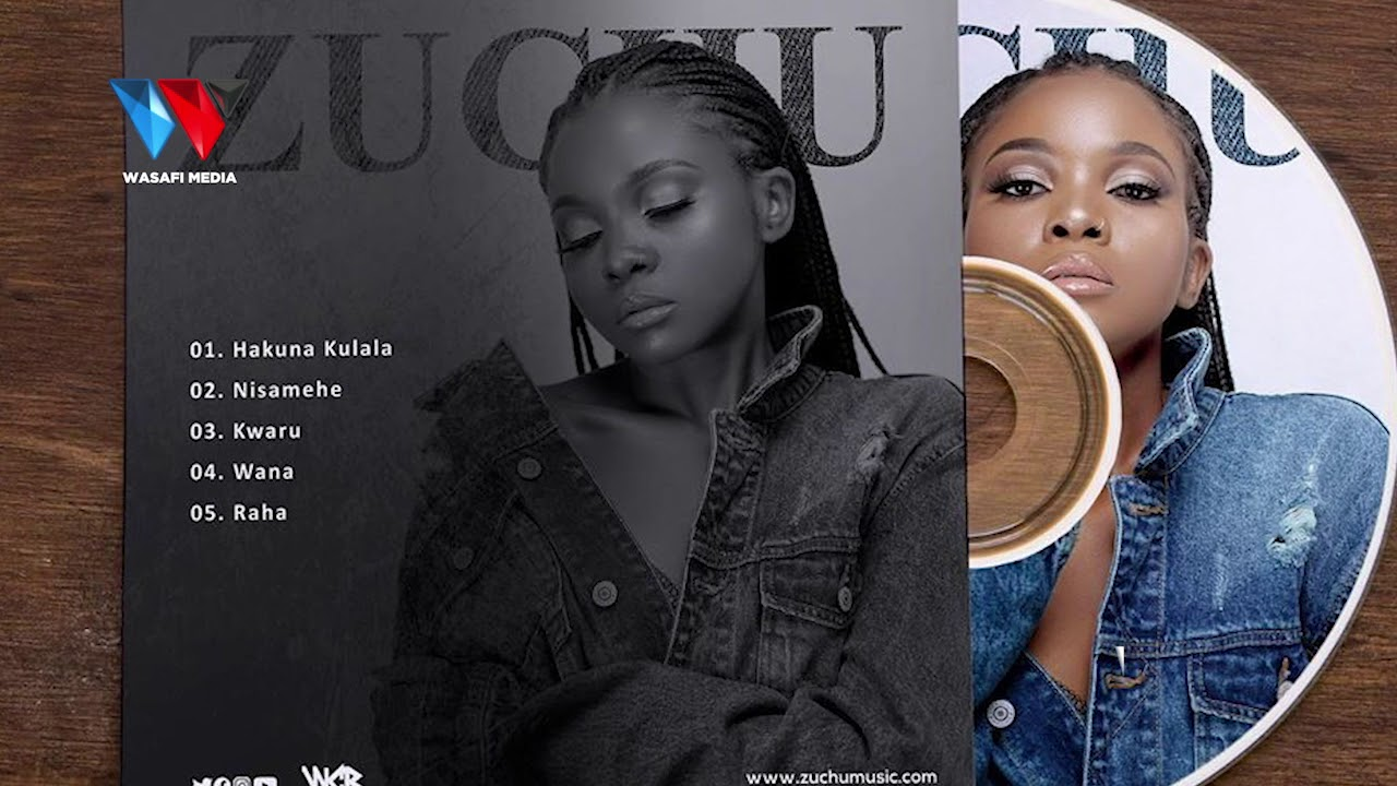 DOWNLOAD MP3 Zuchu – I am Zuchu EP