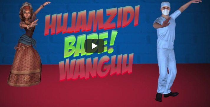 MP3 DOWNLOAD Baddest 47 – Hujamzidi baby