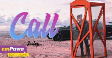 MP3 DOWNLOAD Joeboy – Call