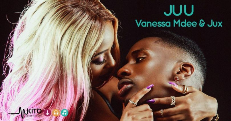 MP3 DOWNLOAD Vanessa Mdee X Jux - Juu