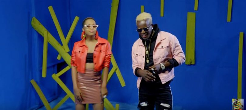 DOWNLOAD MP3 Willy paul ft Nandy - Hallelujah