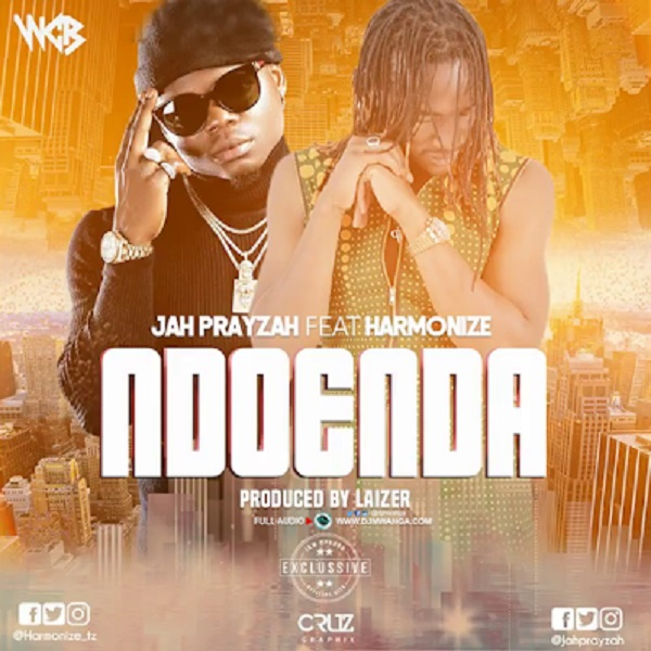 MP3 DOWNLOAD Jah Prayzah X Harmonize - Ndoenda