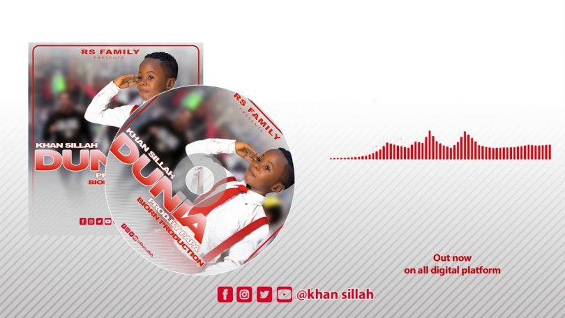 DOWNLOAD MP3 Khan Sillah ft Dogo Sillah - Dunia
