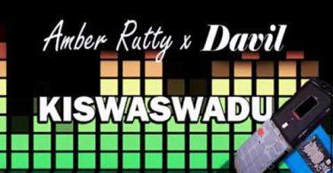 DOWNLOAD MP3 Amber Rutty ft Davil – Kiswaswadu
