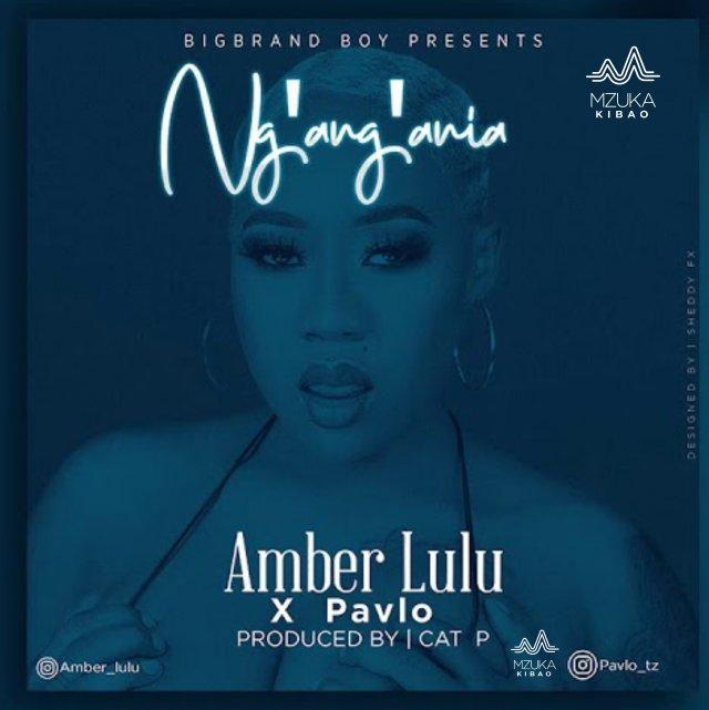DOWNLOAD MP3 Amber lulu ft Pavlo – Ng'ang'ania