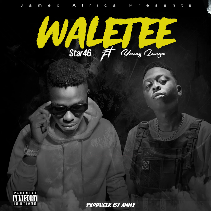 DOWNLOAD MP3 Star46 Ft Young Lunya – Waletee
