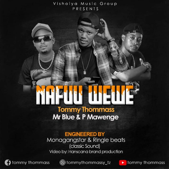 DOWNLOAD MP3 Tommy Thommass Ft Mr Blue & P Mawenge - Nafuu Wewe