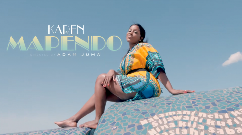 DOWNLOAD VIDEO Karen – Mapendo