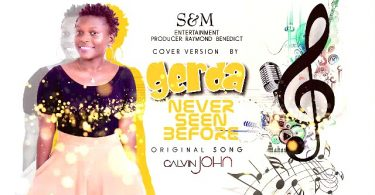 DOWNLOAD GOSPEL Gerda Chambala - Never seen before cover MP3