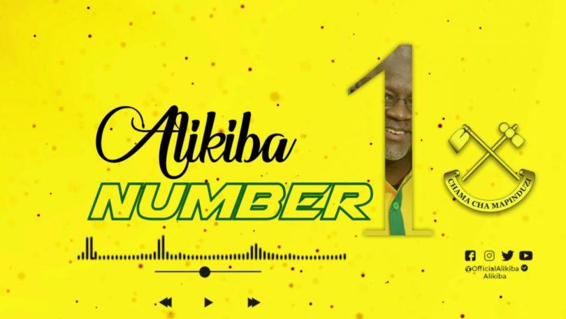 DOWNLOAD MP3 Alikiba - Number 1