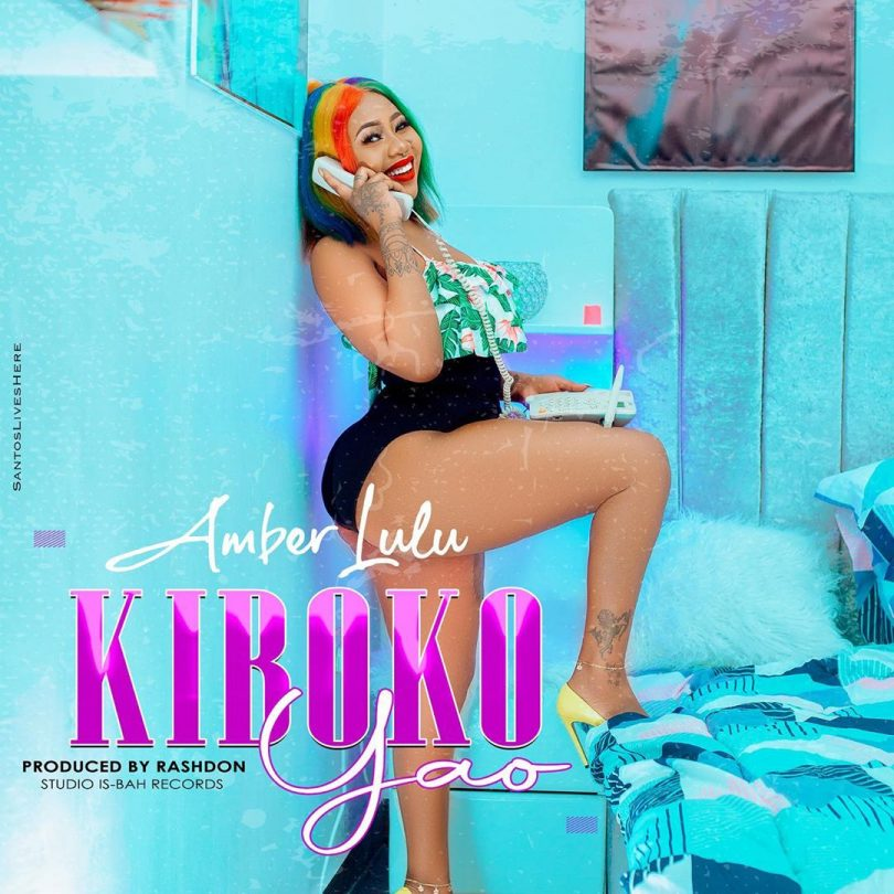 DOWNLOAD MP3 Amber Lulu – Kiboko Yao