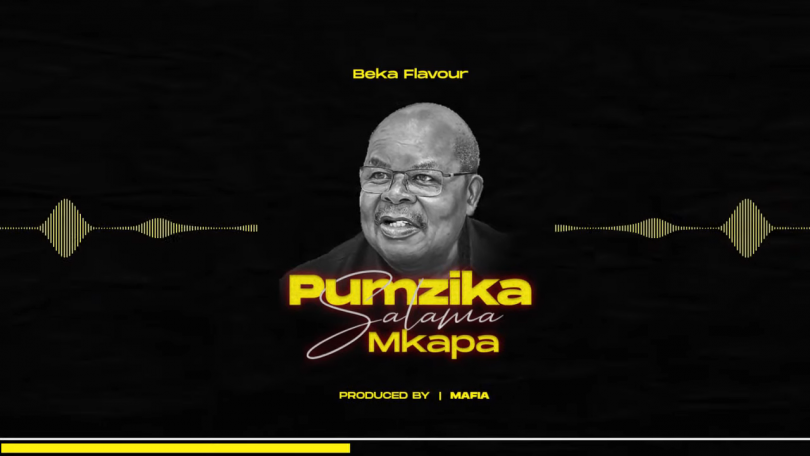 DOWNLOAD MP3 Beka Flavour – Pumzika Salama