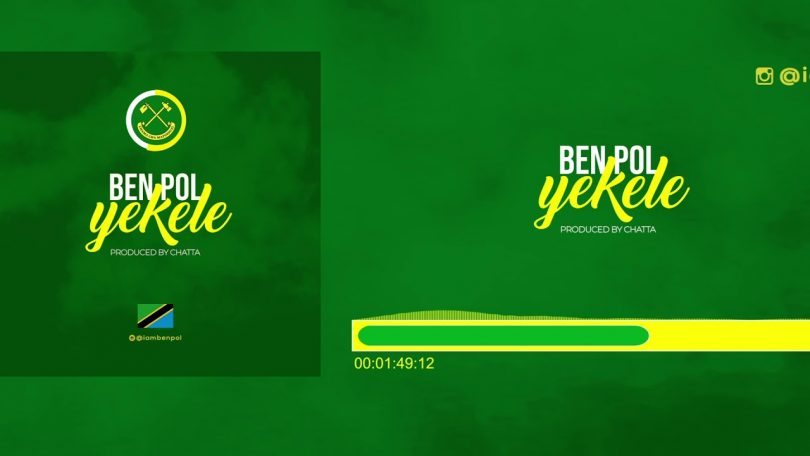DOWNLOAD MP3 Ben Pol - Yekele