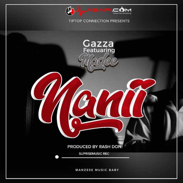 DOWNLOAD MP3 Gaza ft Madee - Nanii