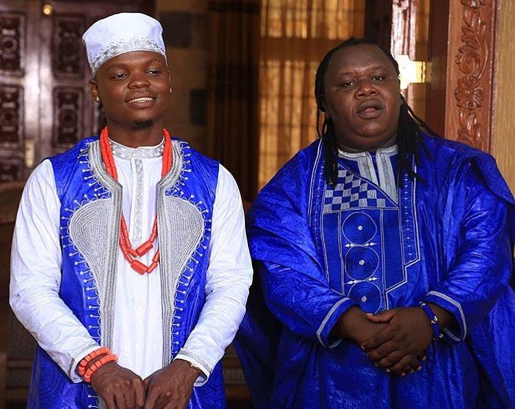 DOWNLOAD MP3 Mrisho Mpoto ft Harmonize - Nimwage Radhi