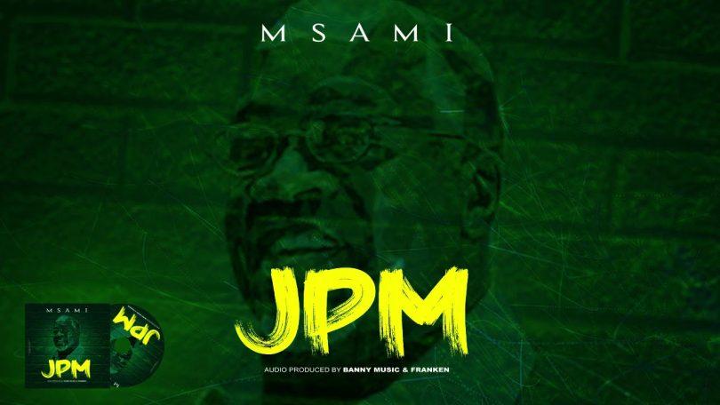 DOWNLOAD MP3 Msami - JPM