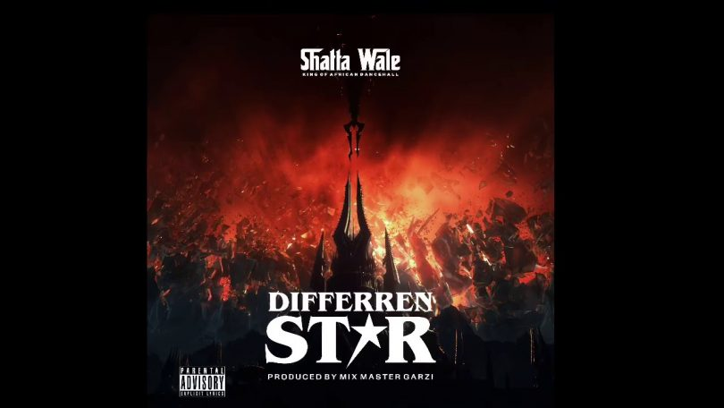 DOWNLOAD MP3 Shatta Wale – Different Star