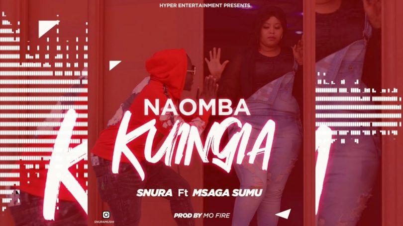 DOWNLOAD MP3 Snura ft Msaga Sumu – Naomba Kuingia