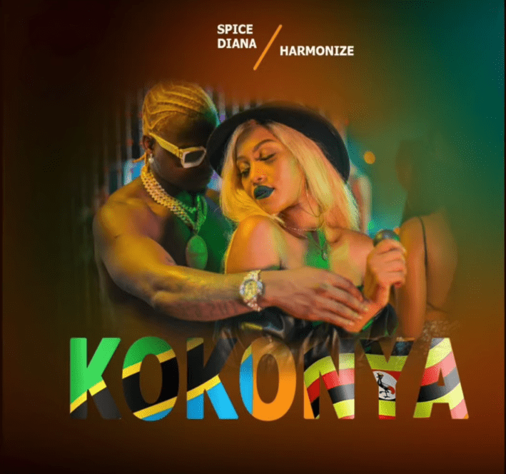 Spice Diana & Harmonize - Kokonya