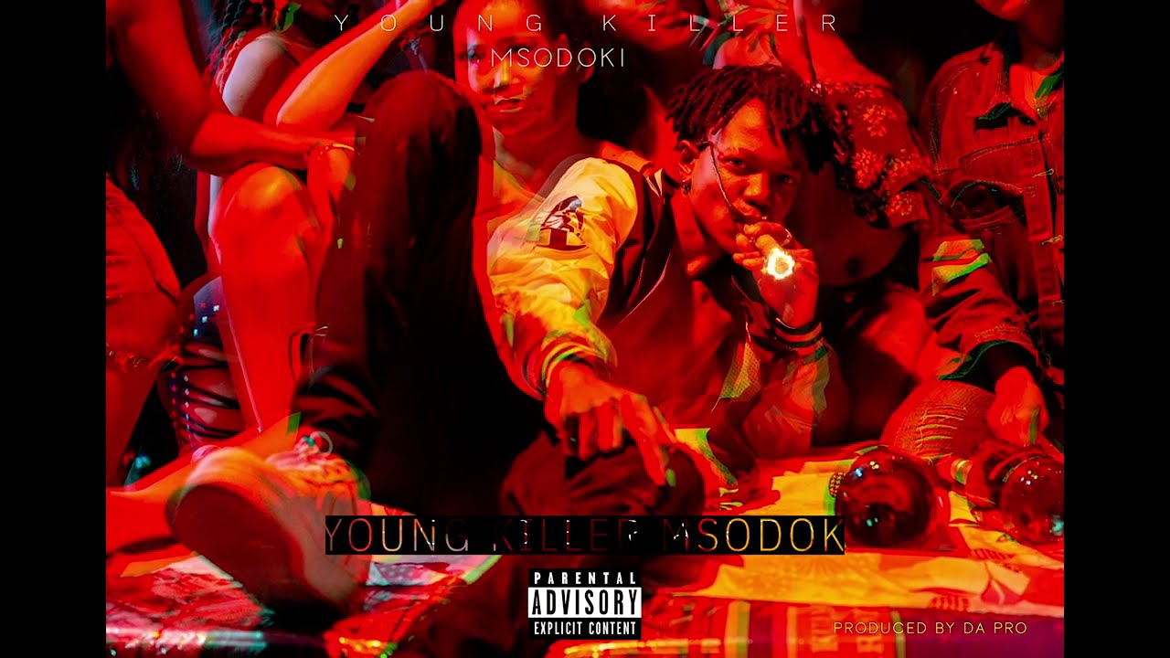 DOWNLOAD MP3 Young Killer Msodoki - Blessing