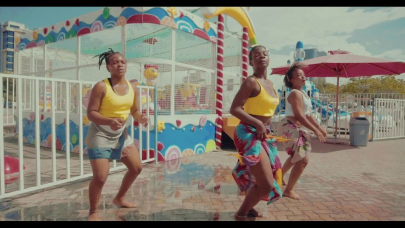 DOWNLOAD VIDEO Mbosso - Tamba Dance Video Part 2