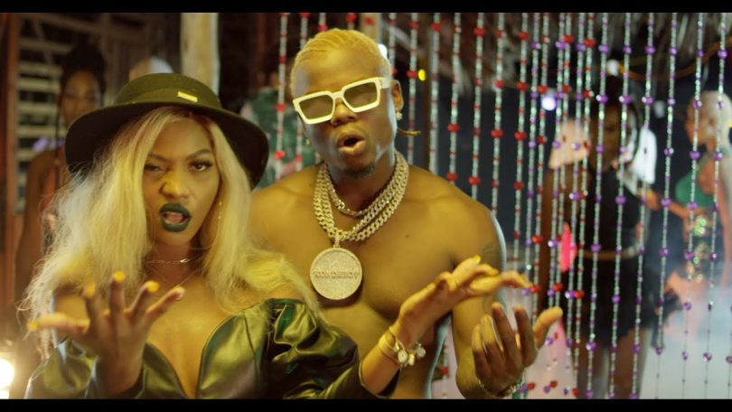 DOWNLOAD VIDEO Spice Diana & Harmonize - Kokonya
