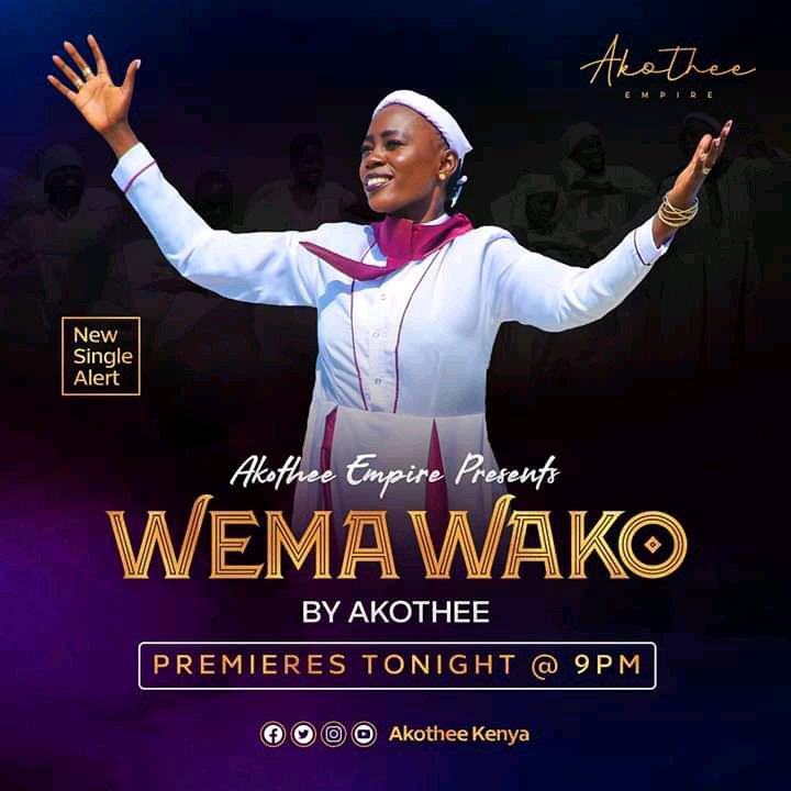 DOWNLOAD MP3 Akothee - Wema Wako