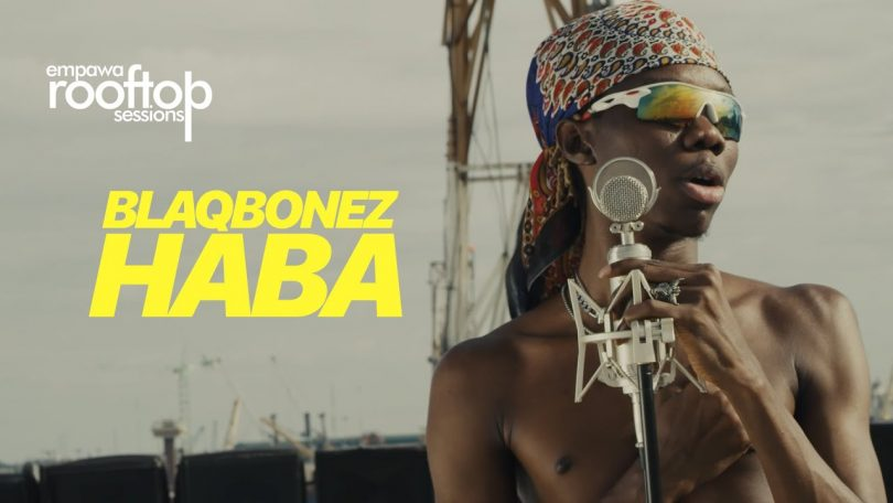 DOWNLOAD MP3 Blaqbonez - Haba