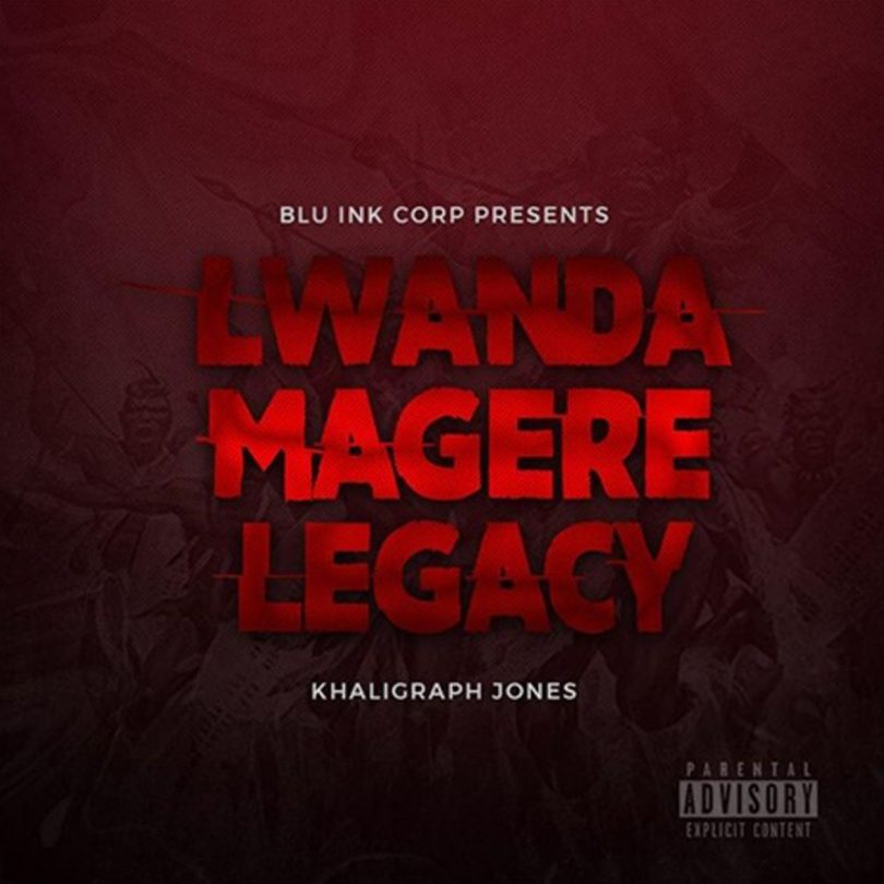DOWNLOAD MP3 Khaligraph Jones - Lwanda Magere Legacy 1
