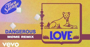 DOWNLOAD MP3 Tiwa Savage - Dangerous Love