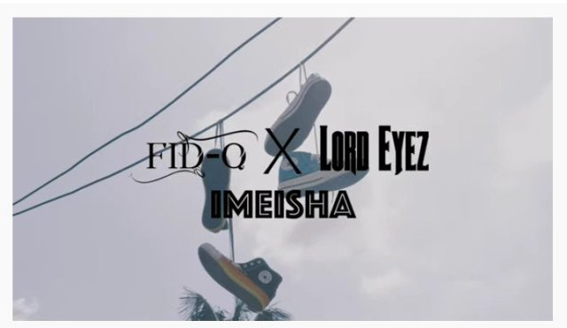 DOWNLOAD VIDEO Fid Q Ft Lordeyes – Imeisha