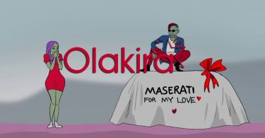 DOWNLOAD VIDEO Olakira - In My Maserati