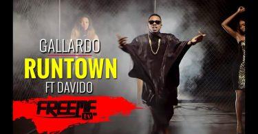 DOWNLOAD MP3 Runtown ft Davido - Gallardo