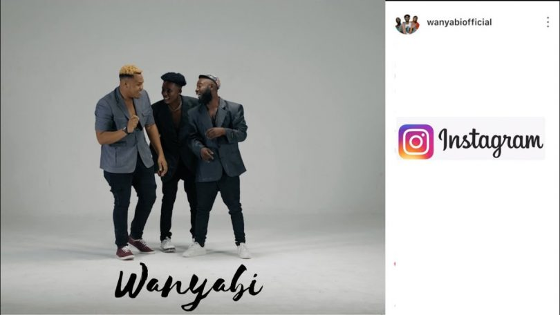 DOWNLOAD MP3 Wanyabi - Instagram