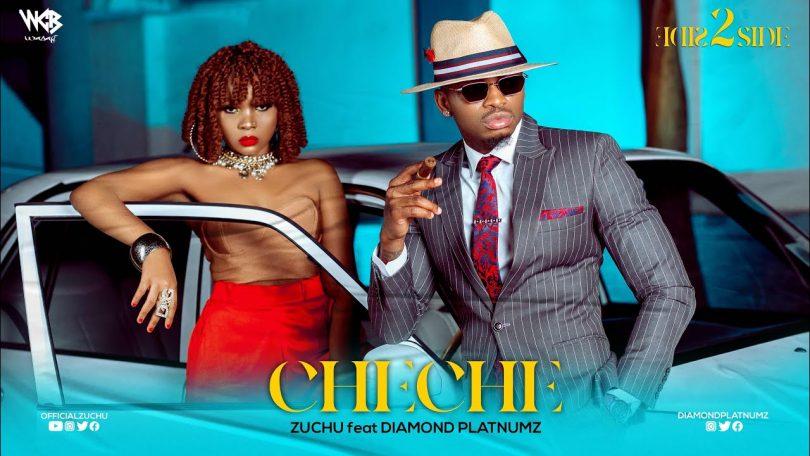 DOWNLOAD MP3 Zuchu Ft Diamond Platnumz - Cheche