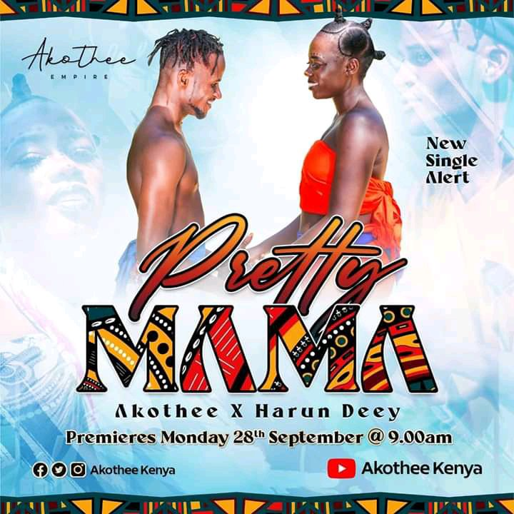 DOWNLOAD MP3 Akothee ft Harun Deey- Pretty Mama