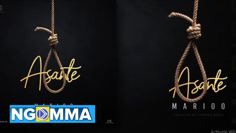 DOWNLOAD MP3 Marioo - Asante
