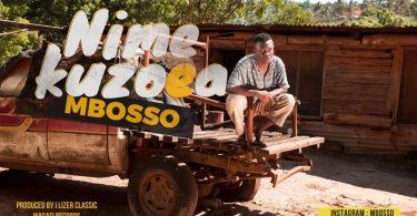 DOWNLOAD MP3 Mbosso - Nimekuzoea