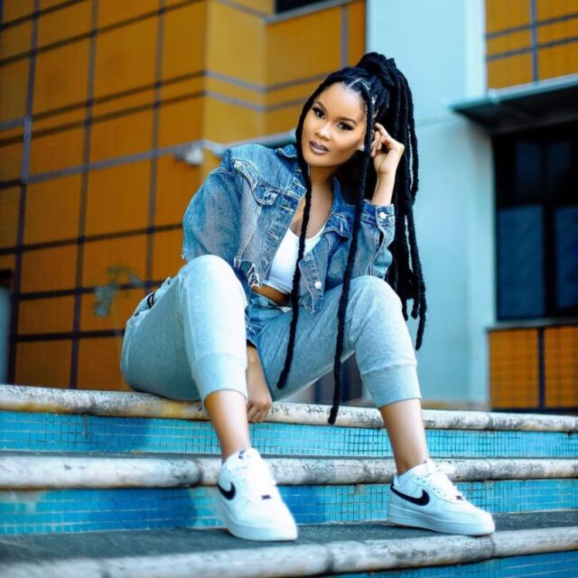DOWNLOAD MP3 Hamisa Mobetto Ft Singah – Ginger Me