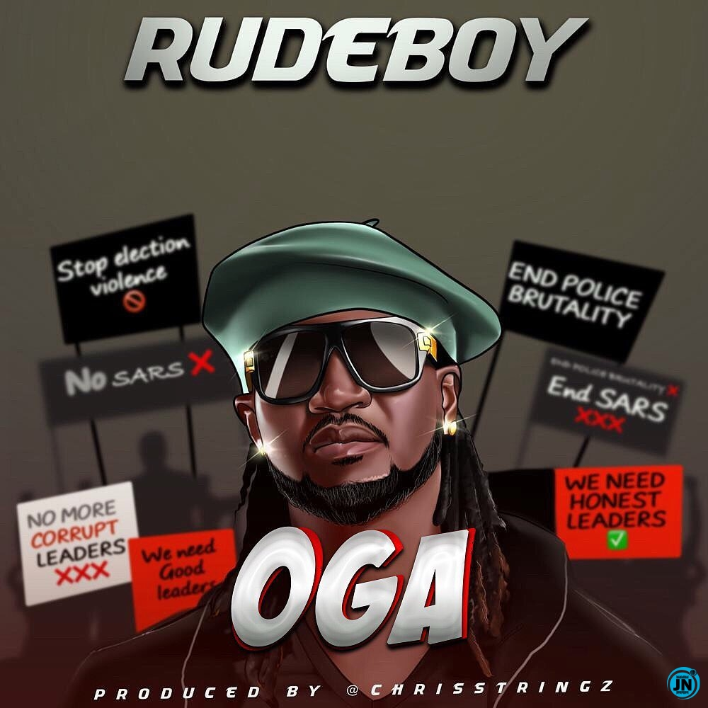 DOWNLOAD MP3 Rudeboy - Oga