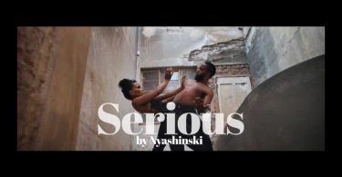 DOWNLOAD VIDEO Nyashinski – Serious